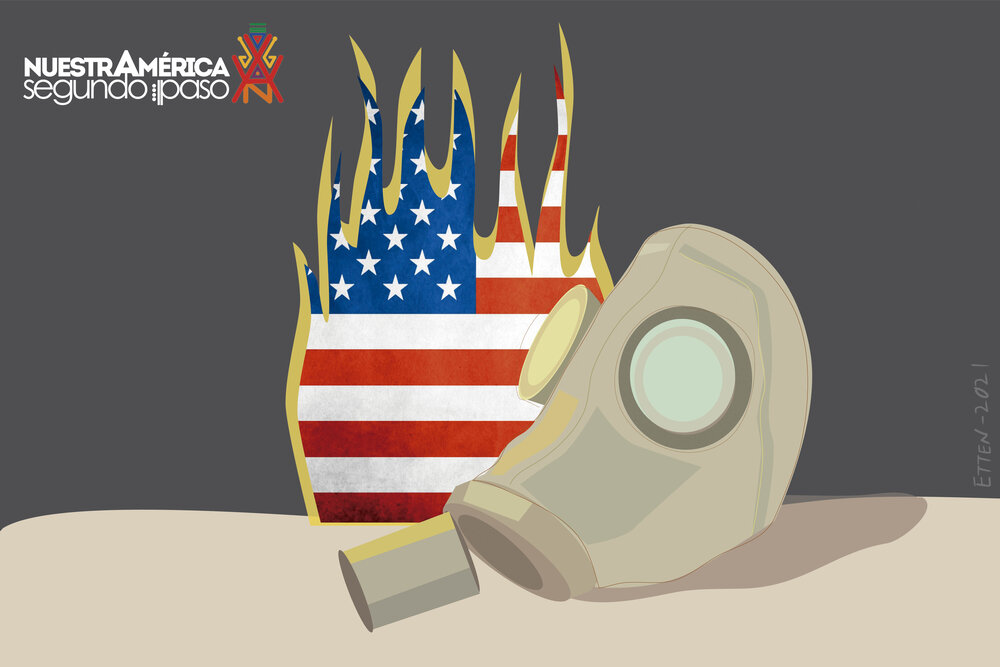 EE.UU. y los derechos humanos, una imagen desgarrante