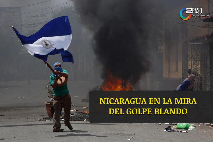 Nicaragua En La Mirada Del Golpe Blando