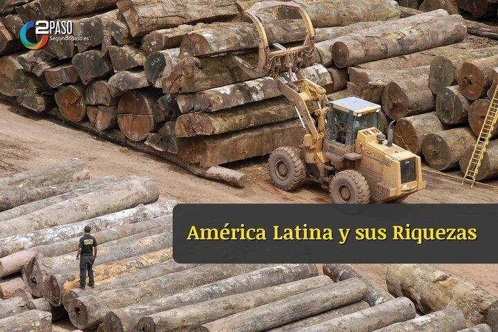 América Latina y Sus Riquezas