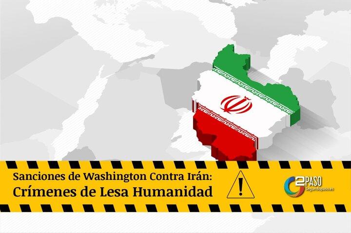 Sanciones de Washington Contra Irán