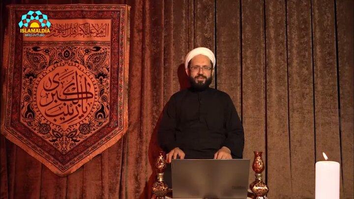 Visitando Con El Corazón Al Imam Husain (P)