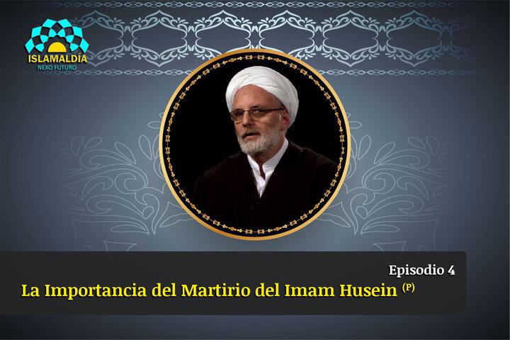 Una Gota de Mar: Los Milagros del Imam Husain (P)