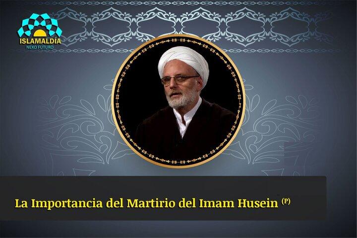 Una Gota de Mar: Las Virtudes Innatas del Imam Husain (P)