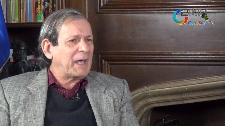 Segundo Paso ConoSur: Entrevista al Sr. Jorge Lamadrid Mascaro