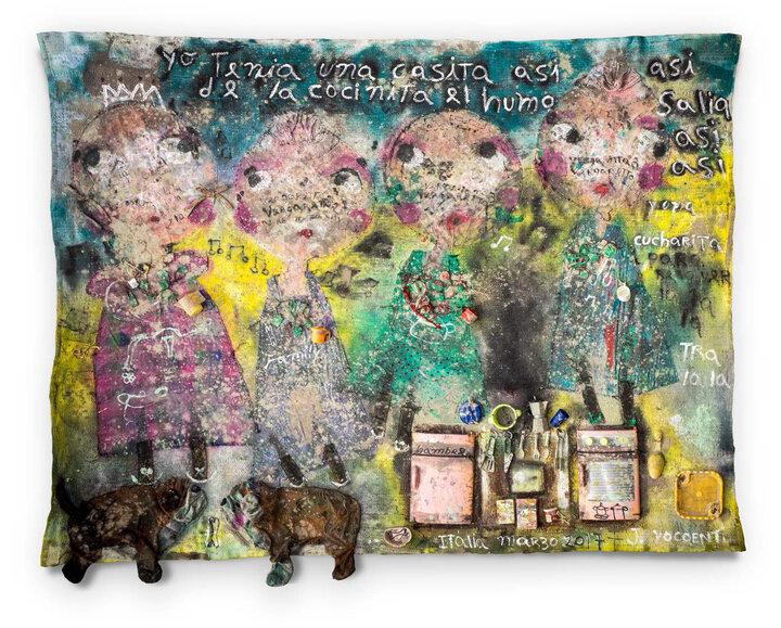 Obras de Adriana González Toledo