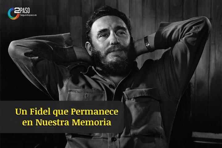 Fidel Castro El Comandante de Latinoamerica