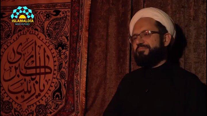 La Valentía y Dignidad de la Luna de Bani Hashim (P)