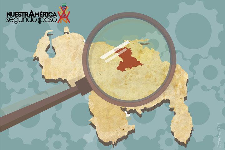 Concisa reseña histórica y guerra híbrida petrolera en el estado Anzoátegui, República Bolivariana de Venezuela