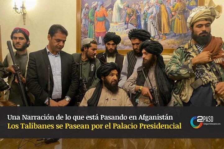 El Legado de Estados Unidos En Afganistán