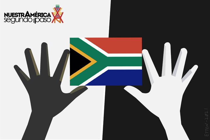 Análisis geopolítico de Sudáfrica. Mosaico político-cultural