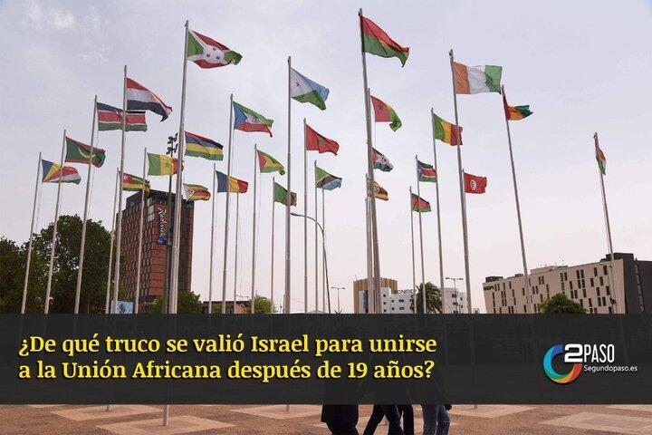 La Magia Sionista Ante Una Débil Unión Africana