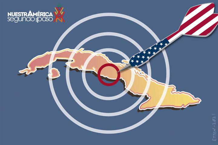 El mercenariado digital contra Cuba