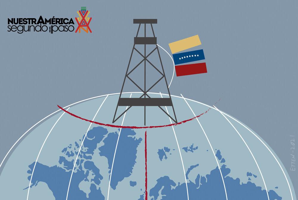 """Estado-Nación, cenit de producción petrolera, cambio climático y figura del """"protector"""""""