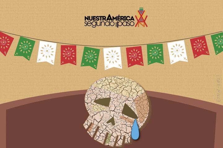 Extractivismo del agua en México