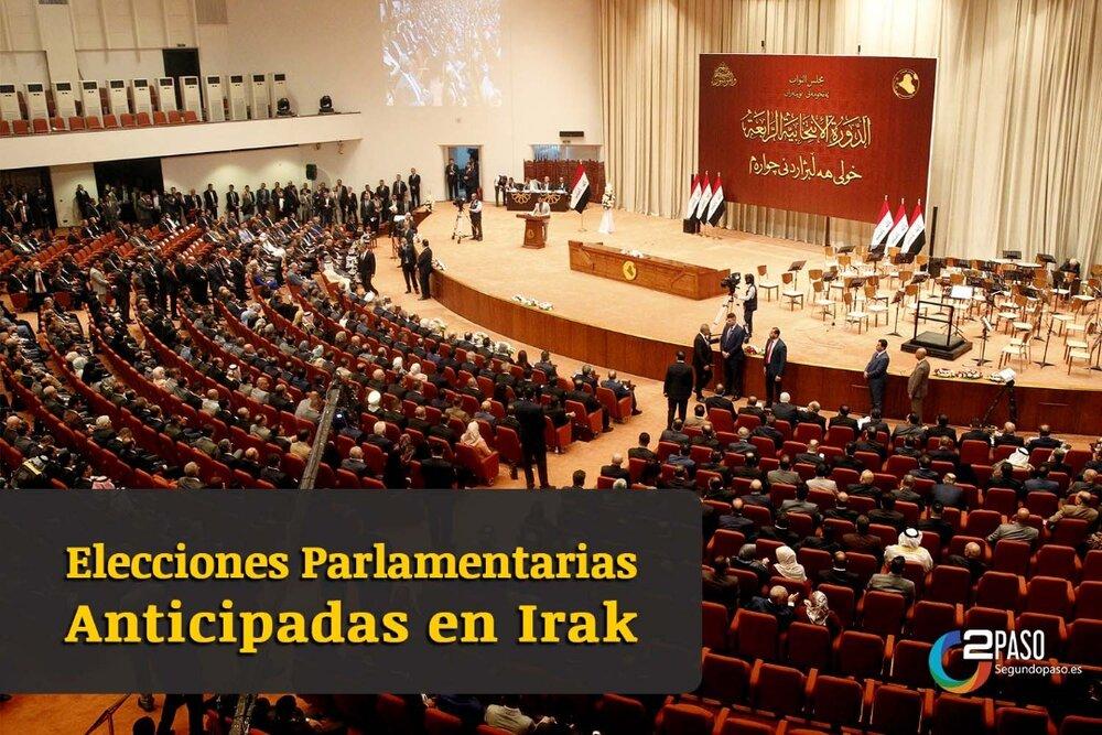 Elecciones Parlamentarias Anticipadas En Irak