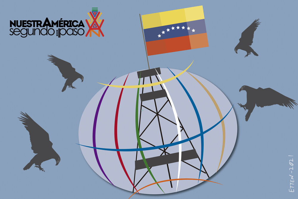 OPEP: Imperialismo y sanciones criminales
