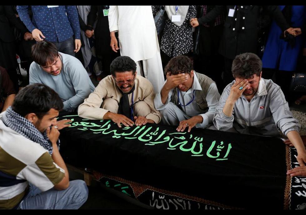 """Comentario """"Afganistán: Un Dolor Permanente"""""""