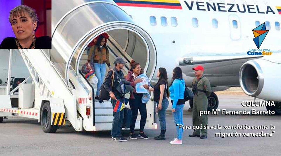 ¿Para qué sirve la xenofobia contra la migración venezolana?
