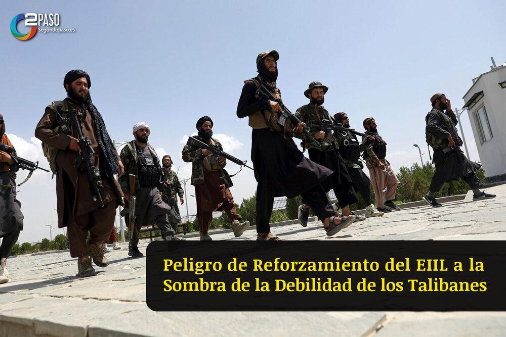 La Debilidad de Los Talibanes, Renacimiento del Estado Islámico