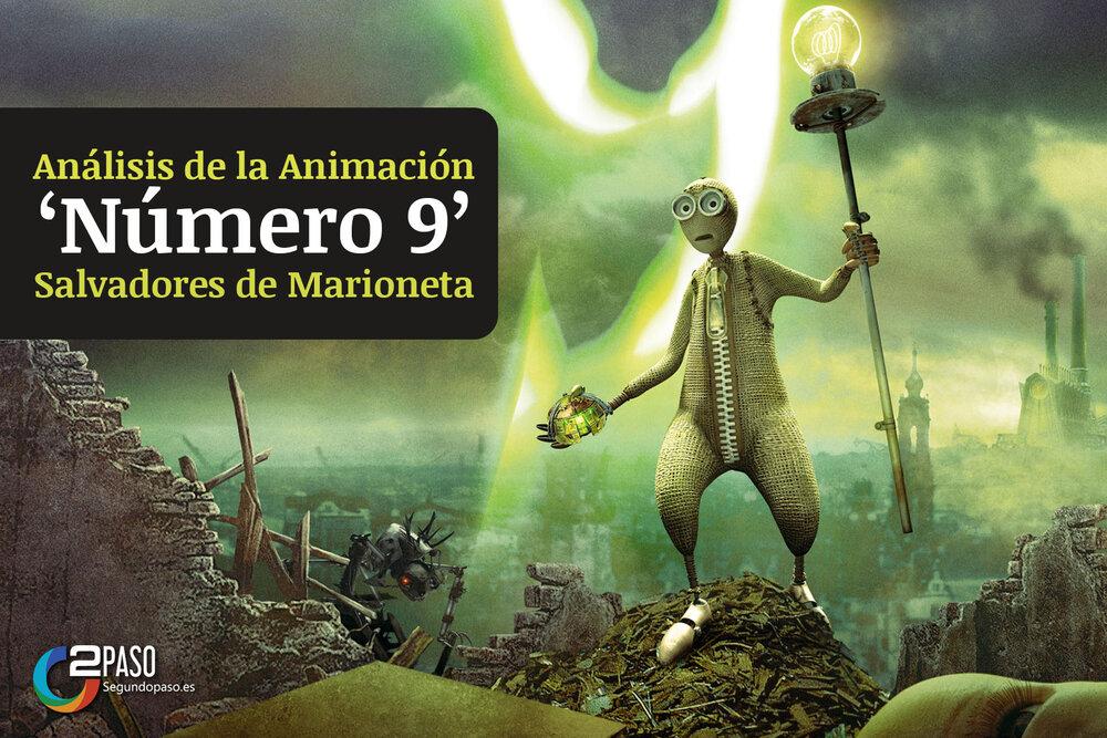 Animación 'Número 9'