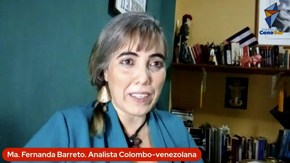 Un Café con...     María Fernanda Barreto